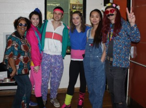 Runnymede Teachers representing the decades