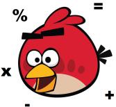 MAth bird