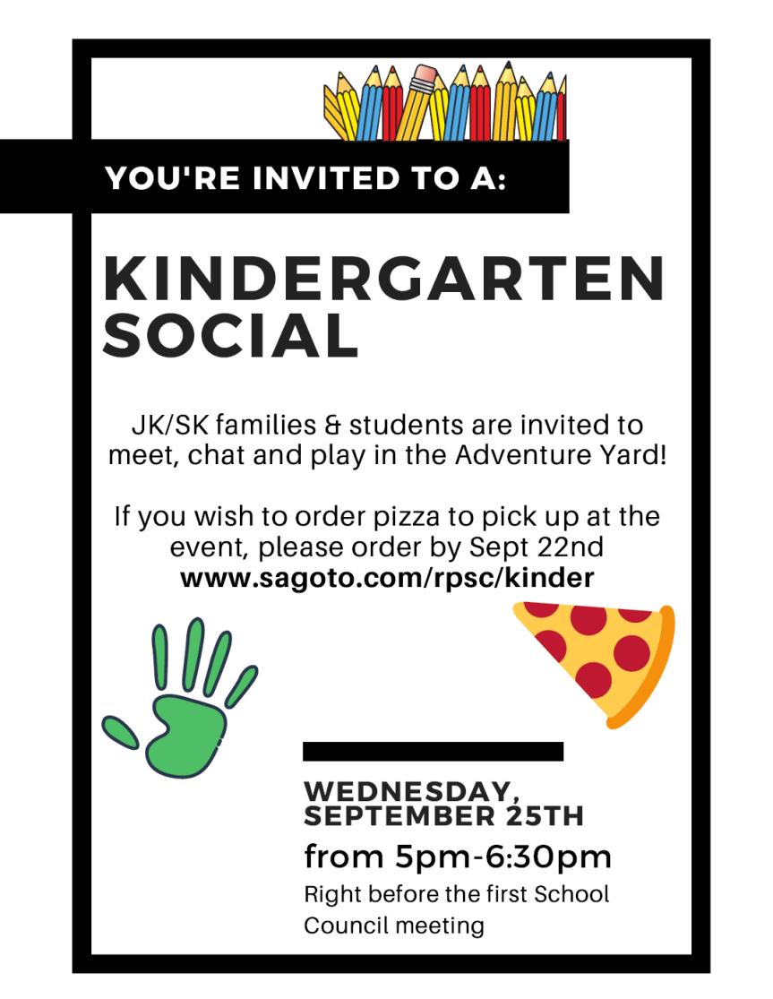 Kinder Social 2019